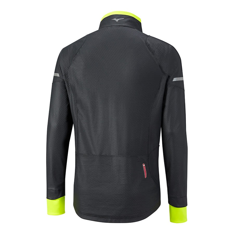 Куртка MIZUNO static BT softshell jacket (размер M) - 1