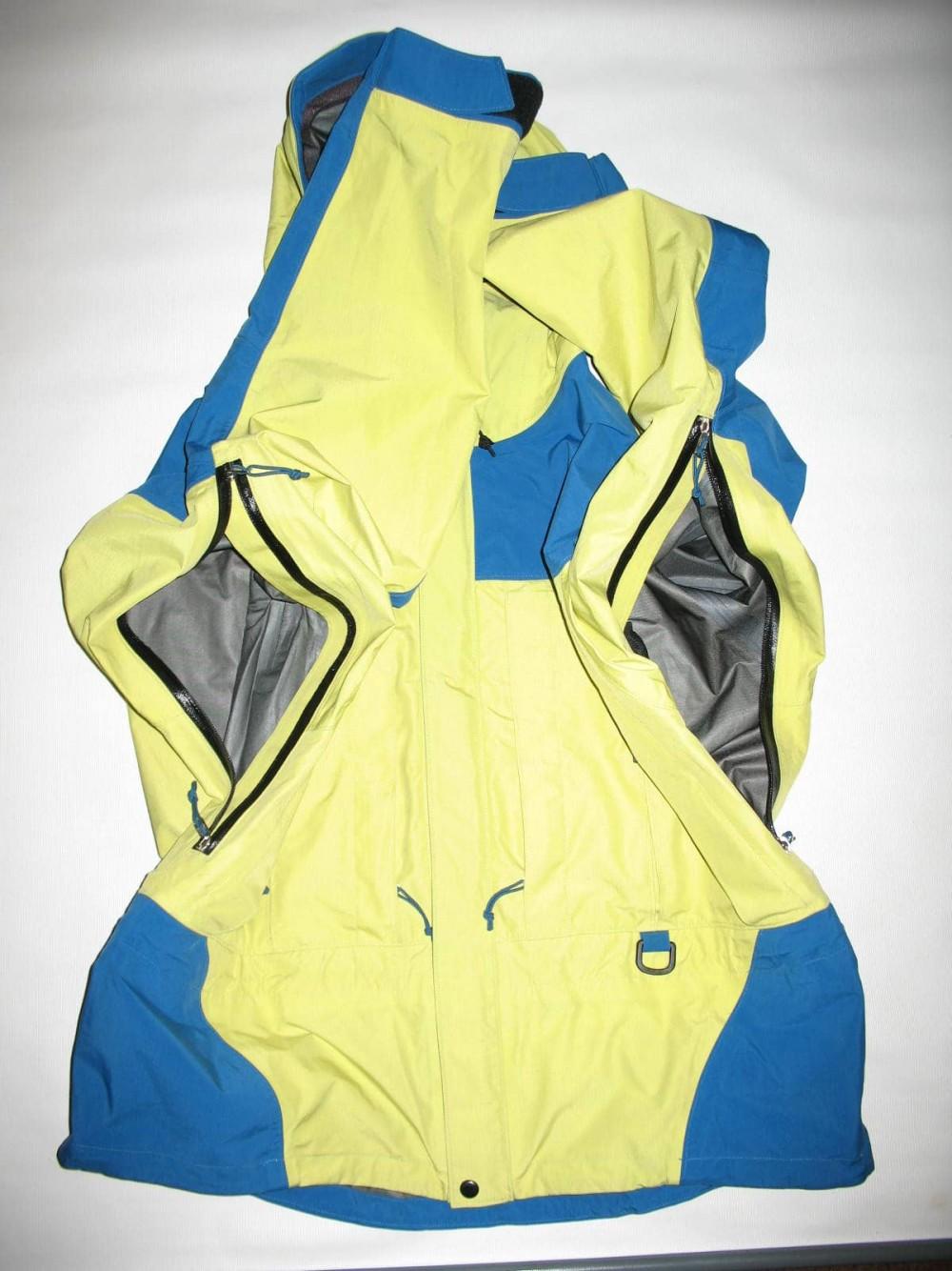 Куртка MOUNTAIN EQUIPMENT gtx outdoor jacket (размер XL/XXL) - 2