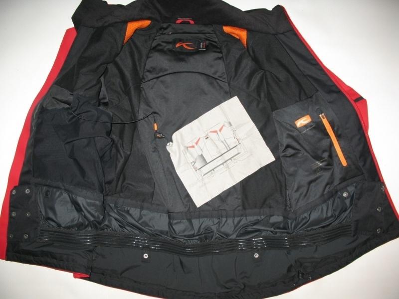 Куртка KJUS 20/20 ski jacket  (размер 54/XL, на рост до 178см) - 8