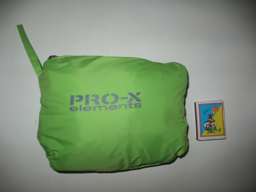 Куртка PRO-X elements waterproof green jacket (размер 164см/S) - 10