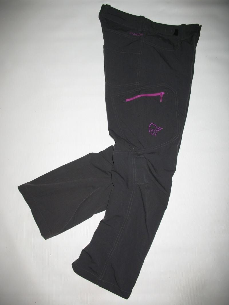 Штаны NORRONA Svalbard mid weight pants lady (размер XS) - 5