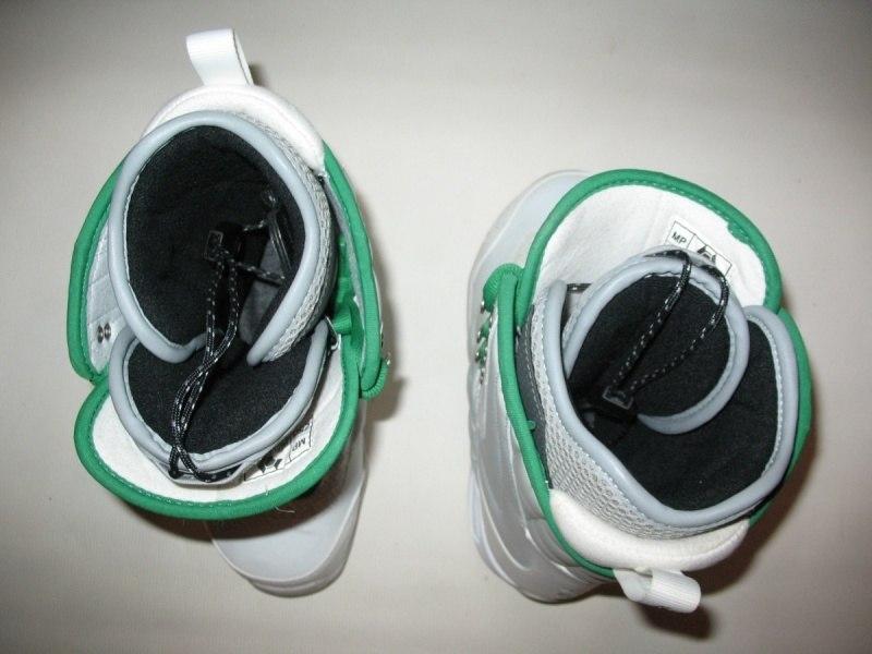 Ботинки  NORTHWAVE Topaz snowboard boots lady  (размер USl8/USм7/EU39(на стопу до 250mm)) - 3