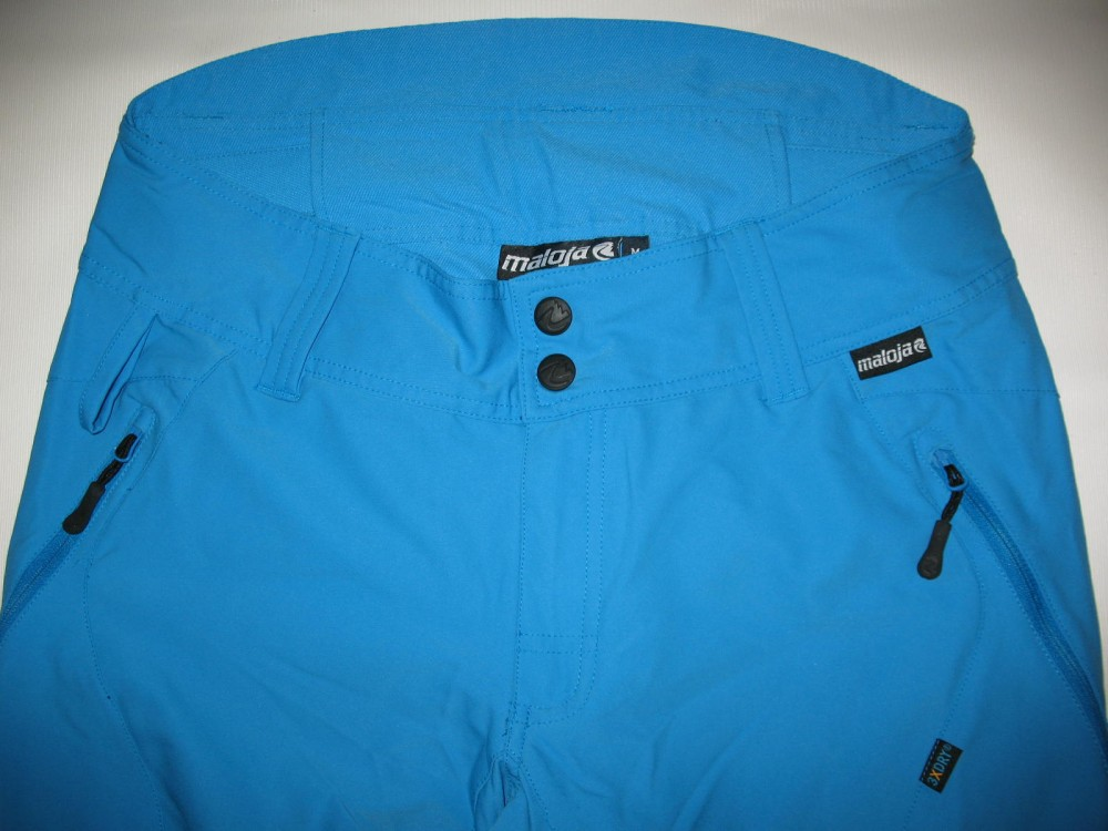Велоштаны MALOJA 3xdry bike pants (размер M) - 6