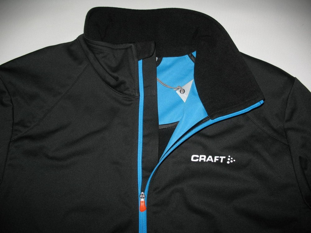 Куртка CRAFT pxc light softshell black jacket (размер M) - 2