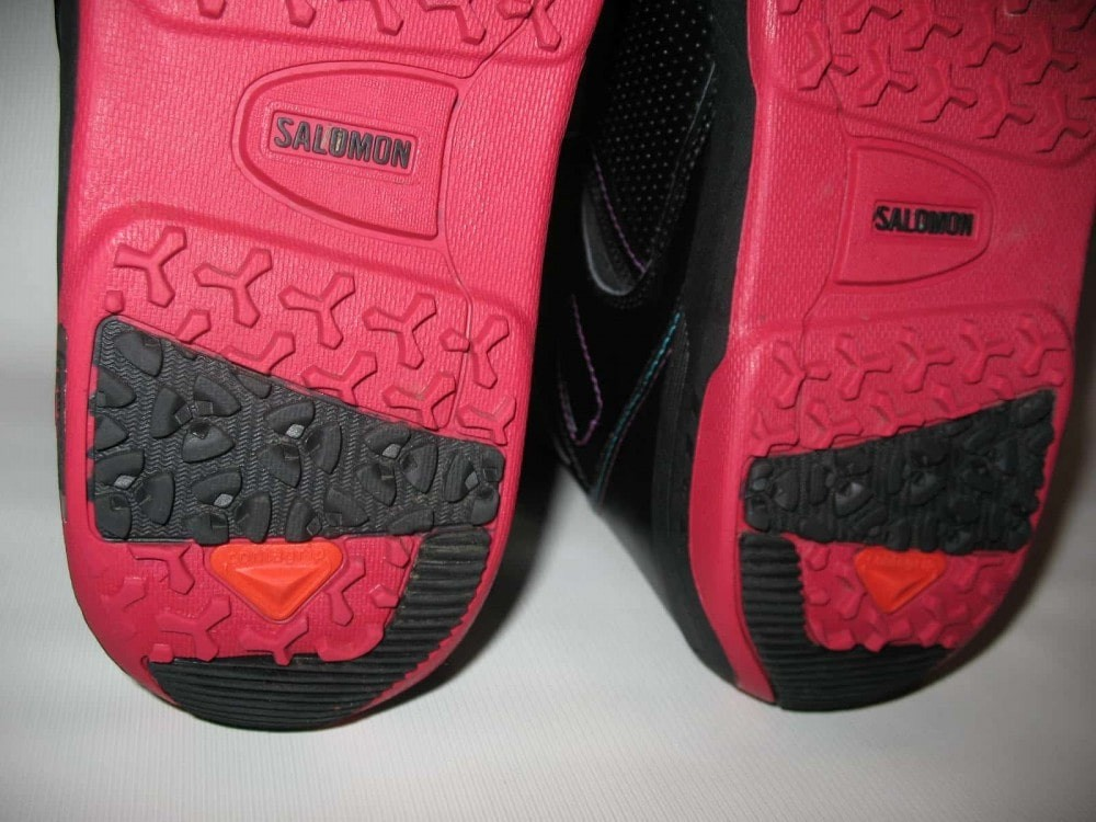 Ботинки SALOMON pearl boa snowboard boots (размер US10/UK8,5/EU42,5(на стопу до 270mm)) - 6