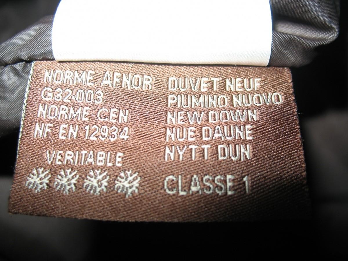 Пальто MONCLER down lady (размер 5/XL) - 10