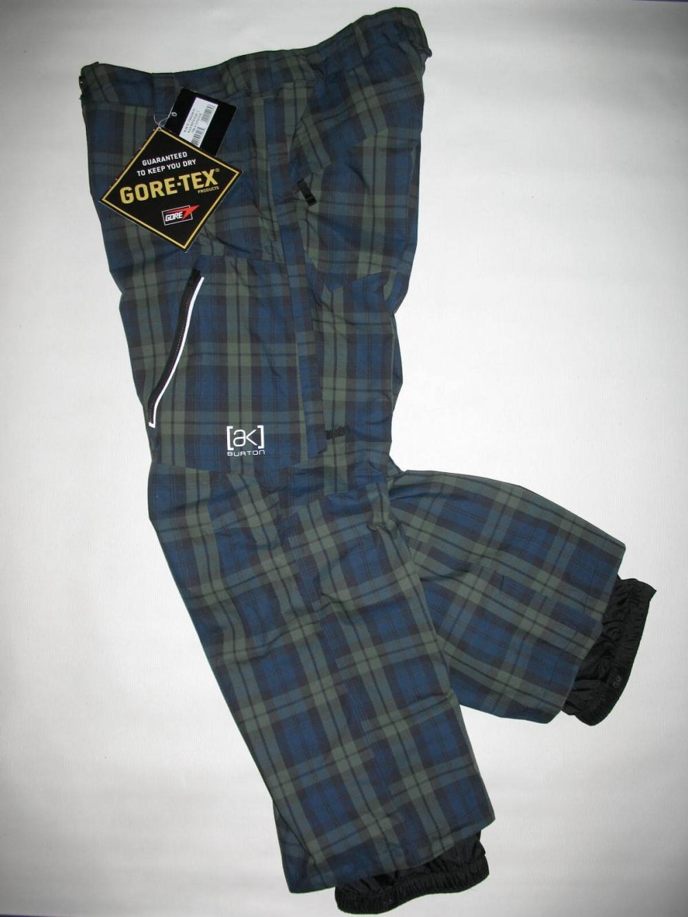 Штаны BURTON stugger AK 2L pants (размер L) - 4