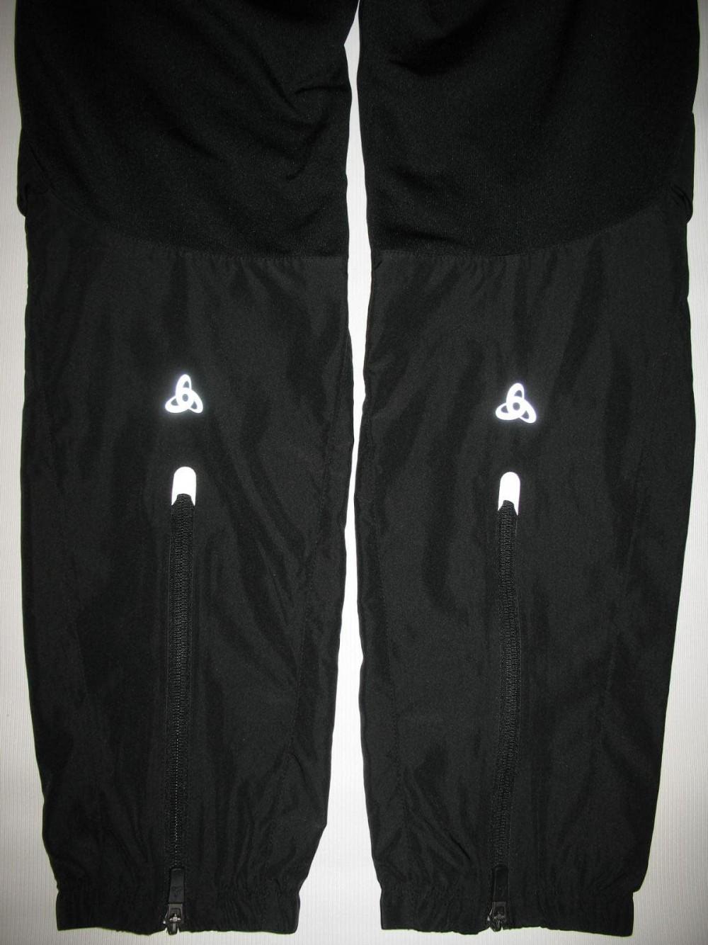 Штаны ODLO logic windproof pants (размер M) - 5