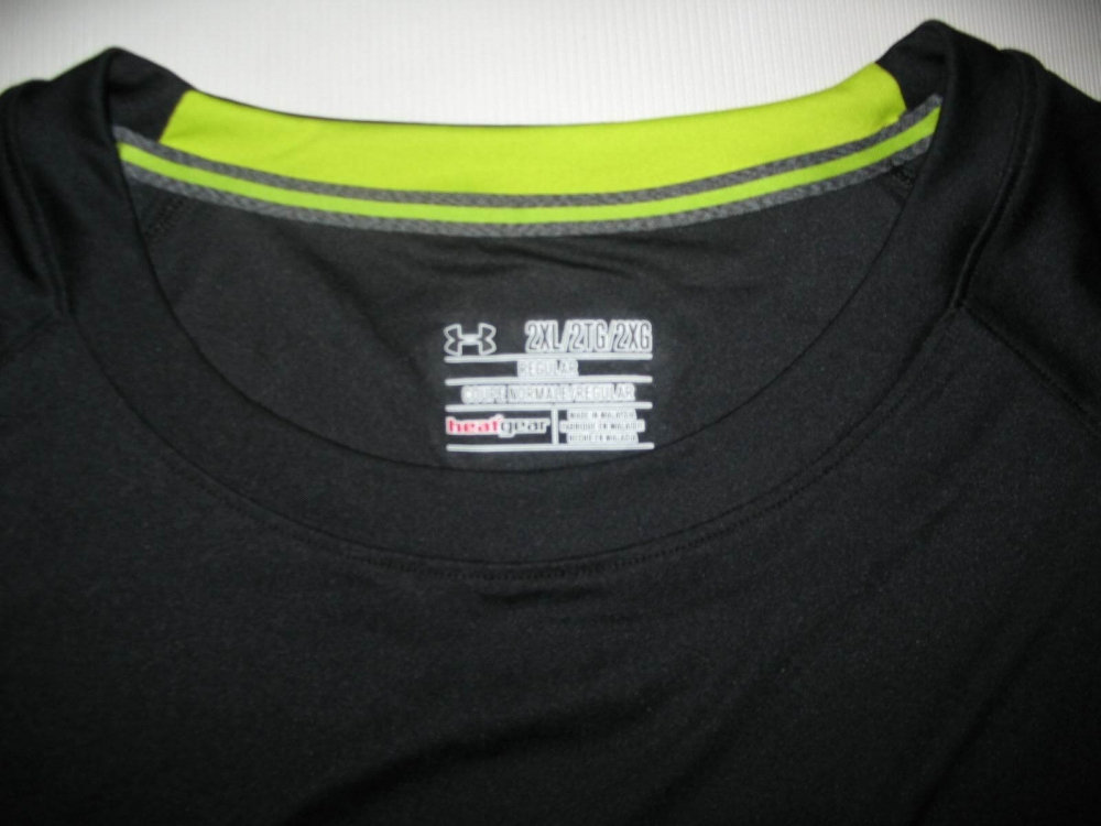Футболка UNDER ARMOUR heatgear shirts (размер XL) - 2