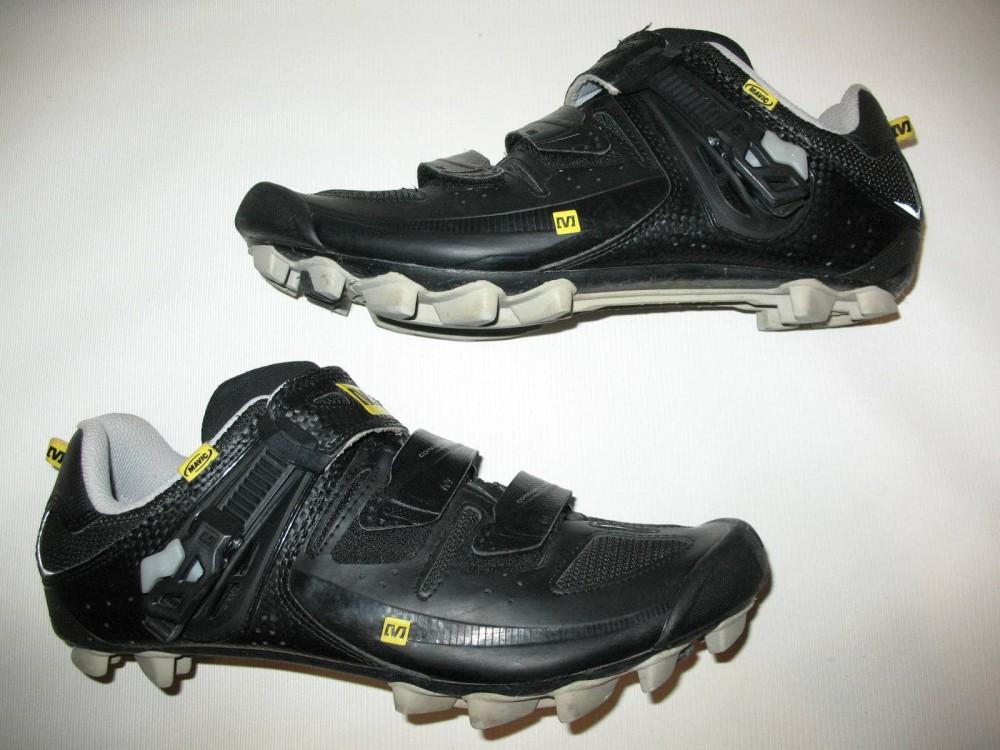 Велотуфли MAVIC rush mtb shoes (размер US9/UK9,5/EU43,5(на стопу до 275 mm)) - 3