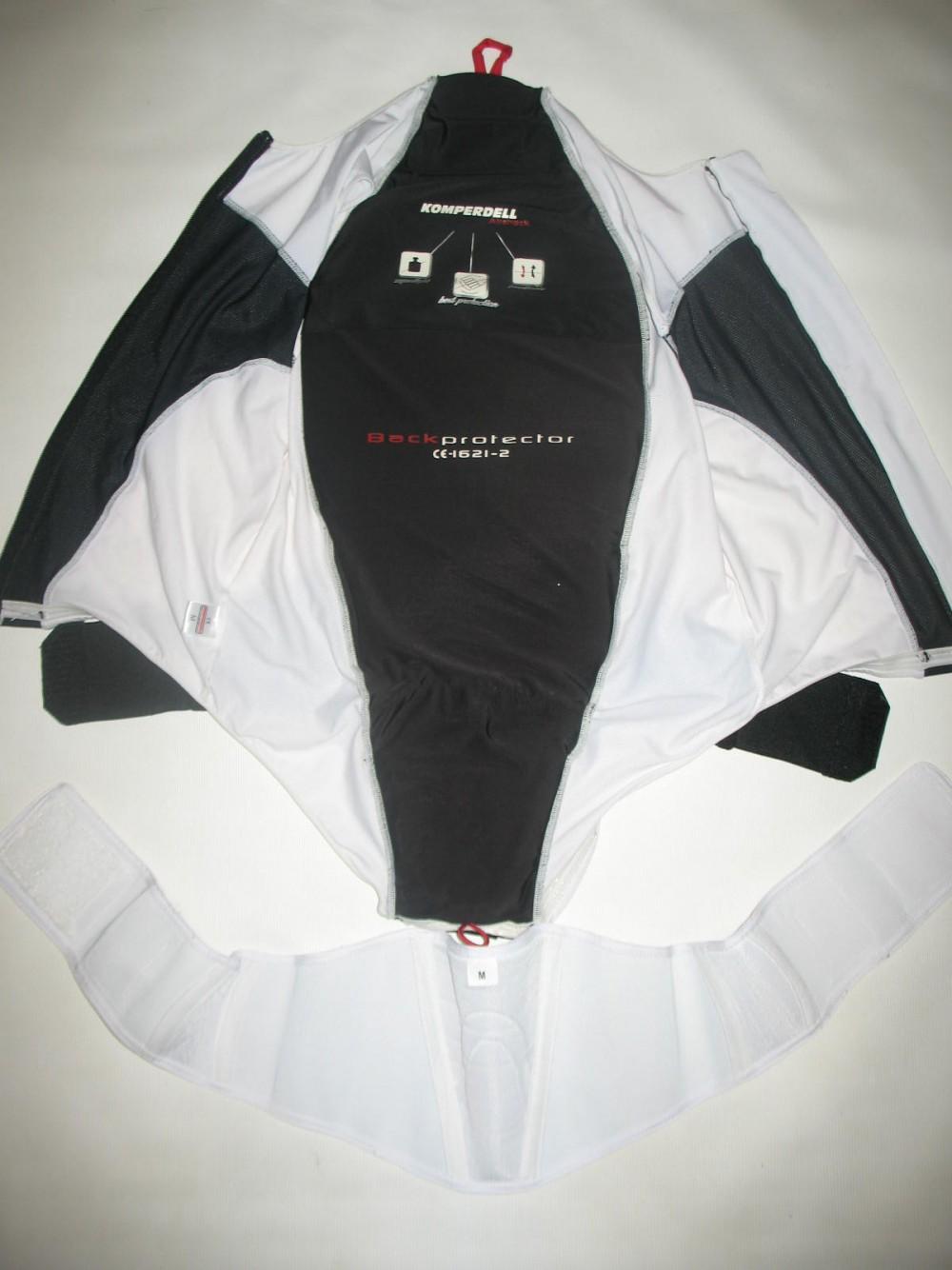 Жилет защита KOMPERDELL airshock vest back protector (размер M(на рост 170-180 см)) - 3