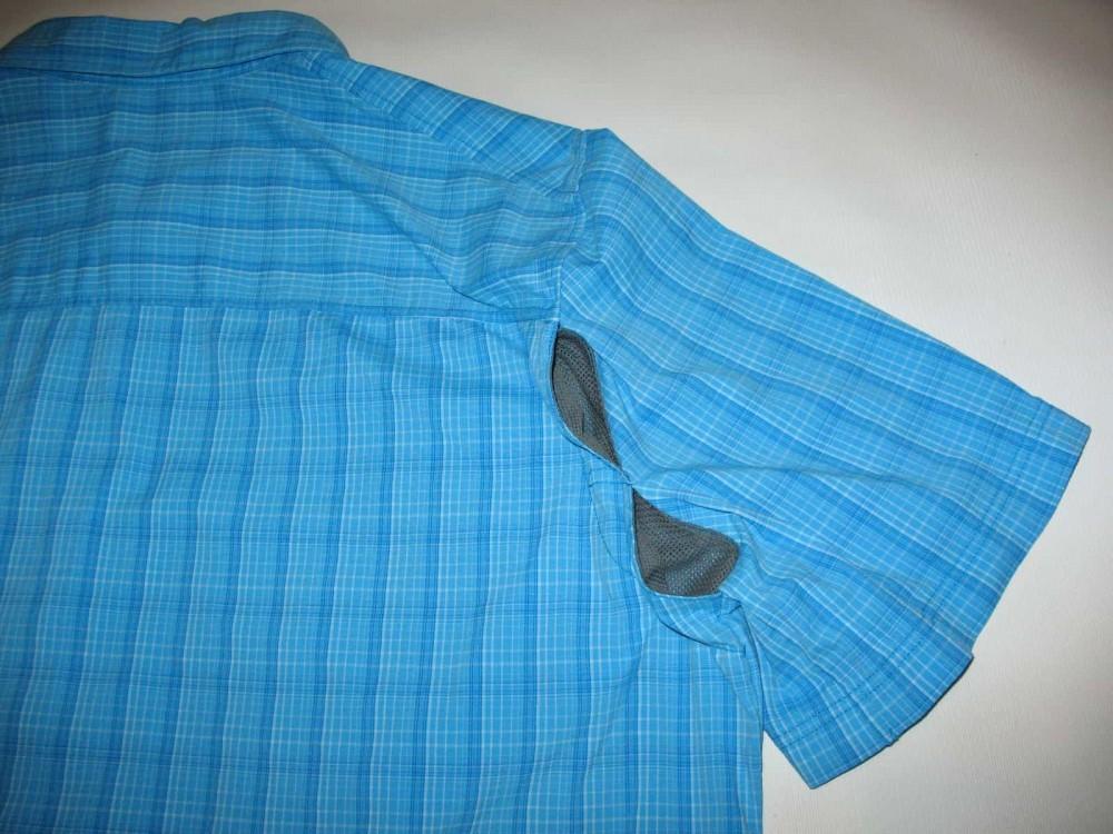Рубашка JACK WOLFSKIN rays stretch vent shirt (размер XXXL/XXL) - 6
