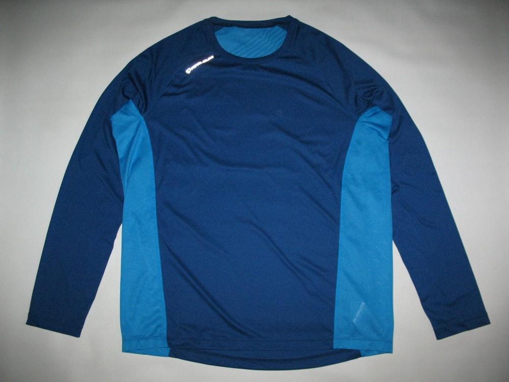 Футболка PEARL IZUMI flash long sleeve shirt (размер XL) - 2