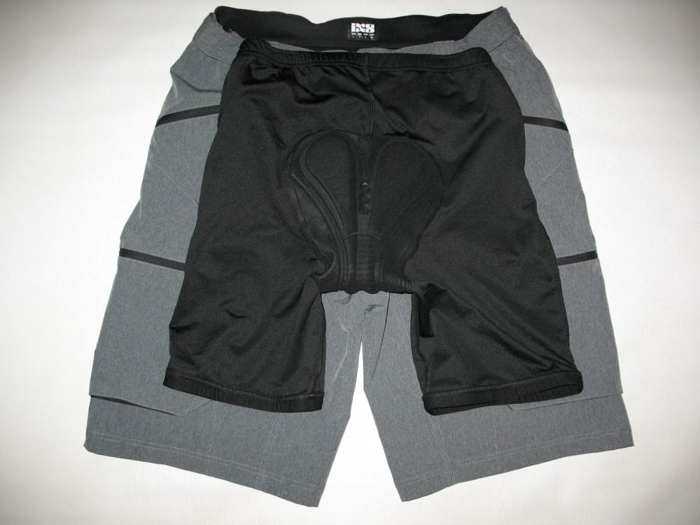 Велошорты IXS tema 6.1 trail shorts (размер L) - 4