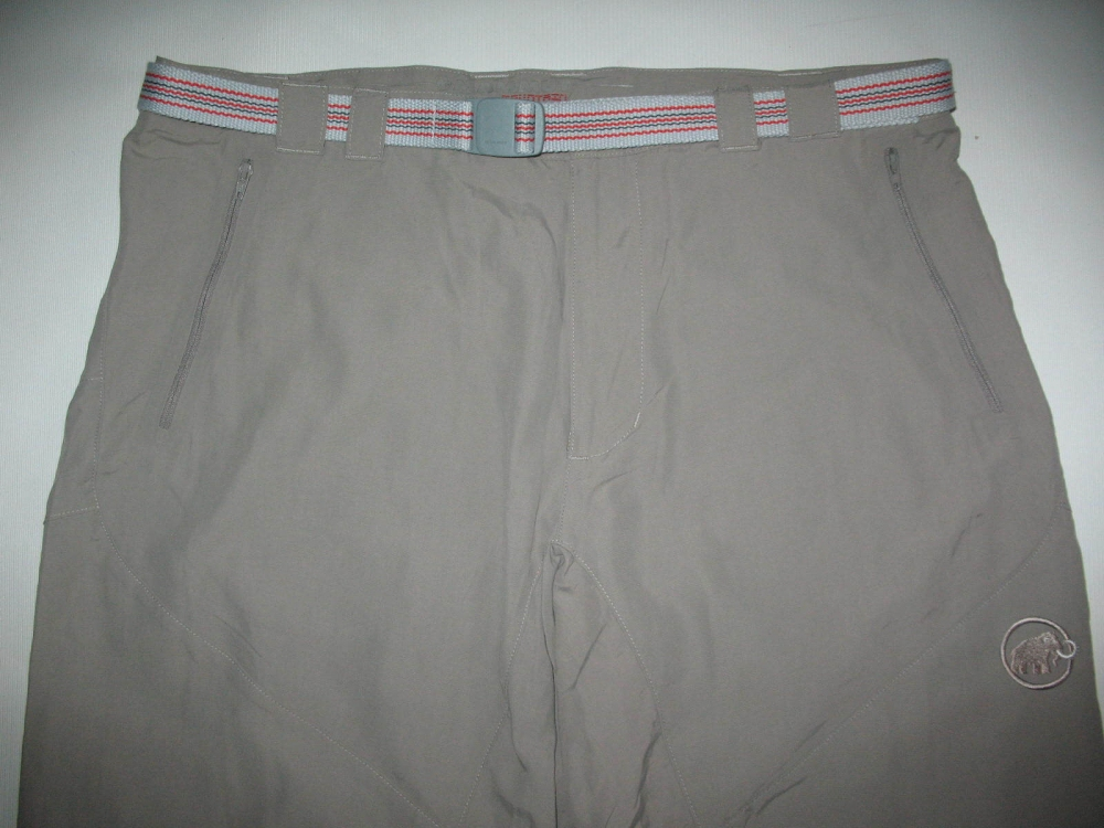 Штаны MAMMUT Zip off pants (размер 52-L/XL) - 3