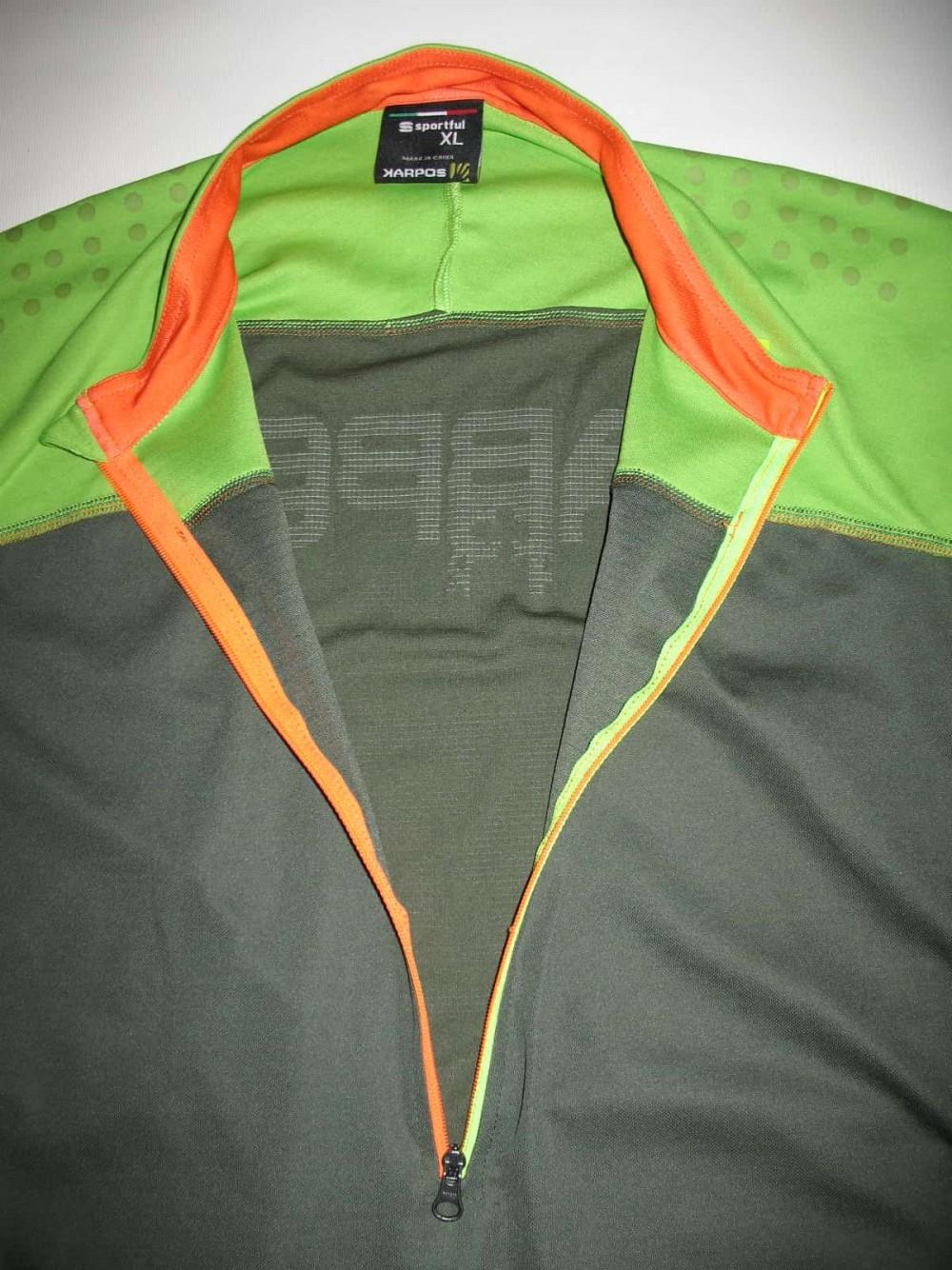 Веломайка KARPOS by SPORTFUL rapid cycling jersey (размер XL) - 5