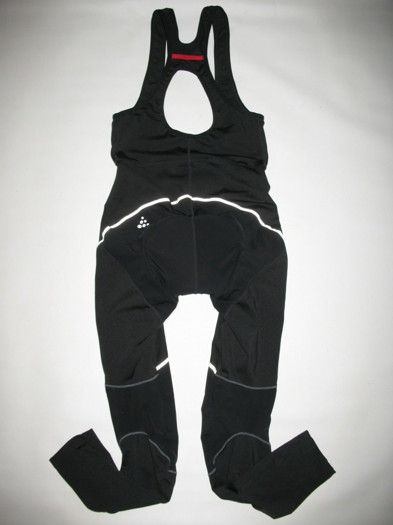 Комбинезон CRAFT Puncher Bike Thermal Bib pants  (размер M) - 4