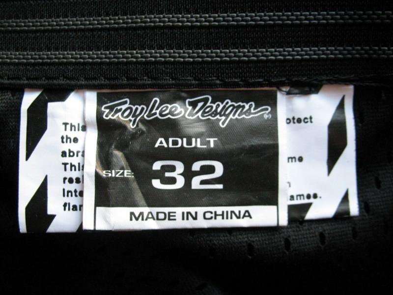 Шорты TROY LEE DESIGNS moto Bike Shorts (размер 32) - 10