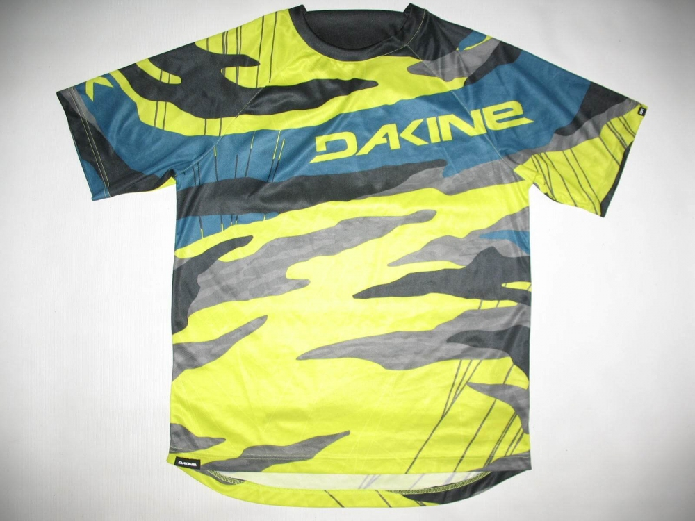 Веломайка DAKINE descent shortsleeve jersey (размер L) - 2