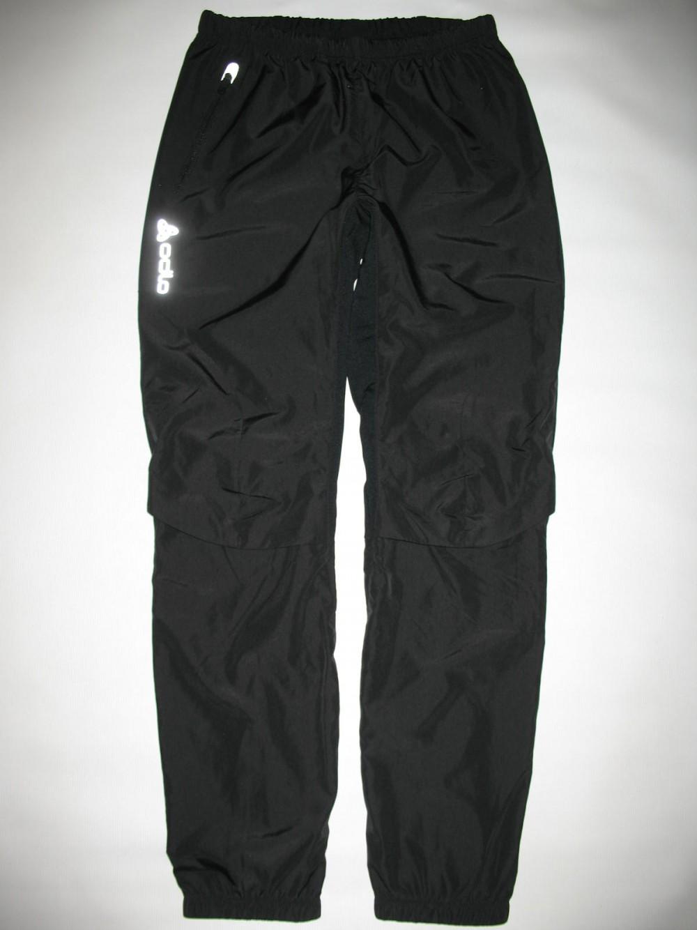Штаны ODLO logic windproof pants (размер M) - 1
