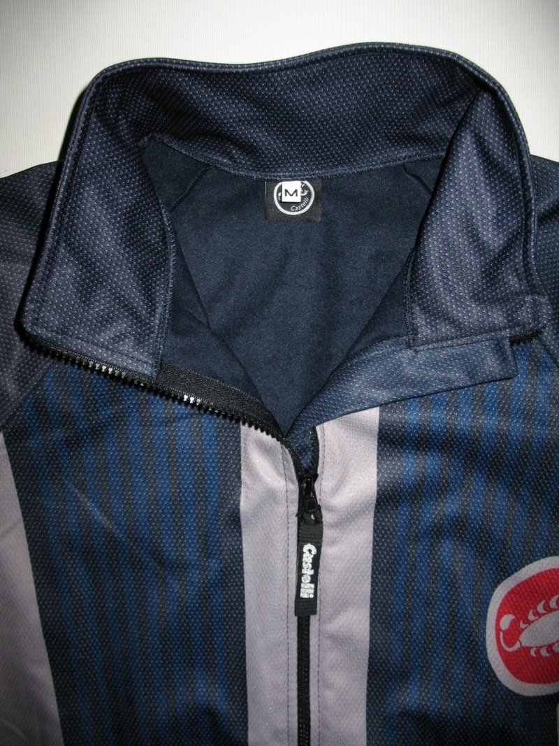 Велокуртка CASTELLI windstopper jacket (размер M) - 2