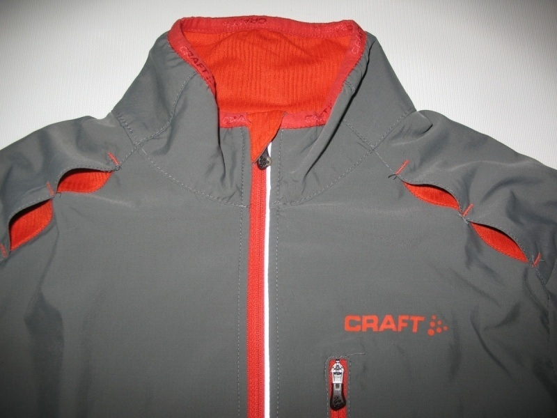 Кофта CRAFT Elite Run Jacket lady  (размер XS/S) - 3
