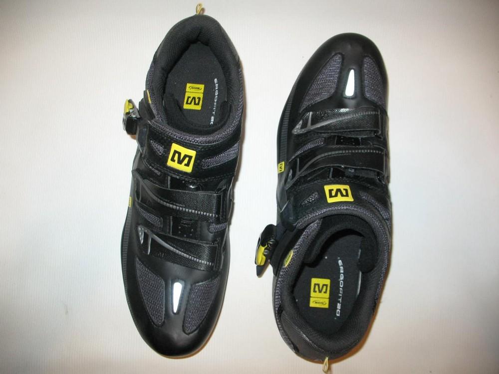Велотуфли MAVIC avenir road cycling shoes (размер UK11/US11.5/EU46(на стопу до 295 mm)) - 8