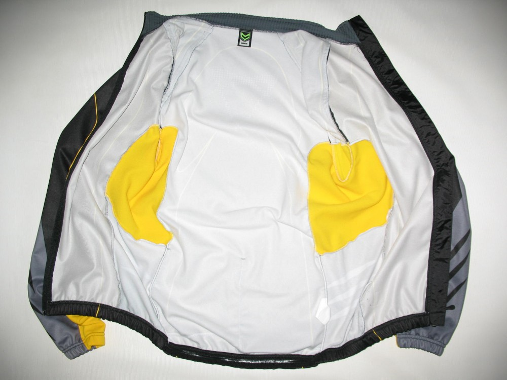 Велокуртка MYbike windscreen 2in1 cycling jacket (размер L) - 3