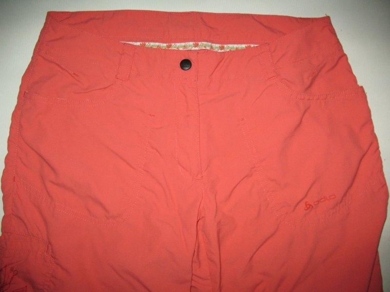Шорты ODLO 3/4 shorts lady (размер 36-S) - 2