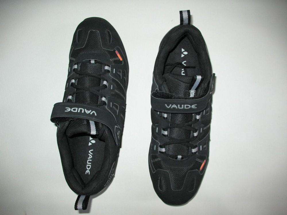 Велотуфли VAUDE kelby TR bike shoes (размер US9/UK9,5/EU43,5(на стопу +-290 mm)) - 6