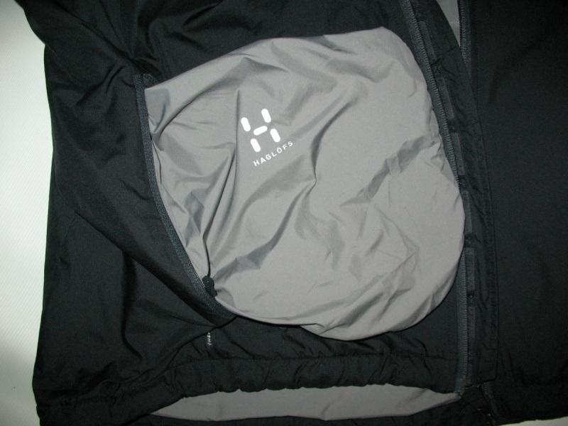 Куртка  HAGLOFS Barrier jacket  (размер  XL/XXL) - 12