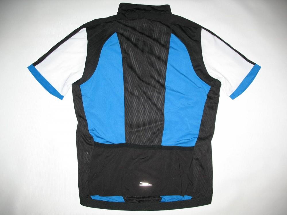 Веломайка CRANE cycling jersey (размер 50-L) - 2