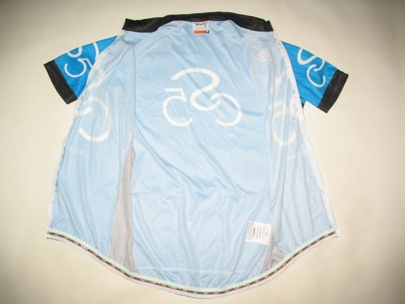Футболка SPORTFUL sc5 bike jersey  (размер L) - 3