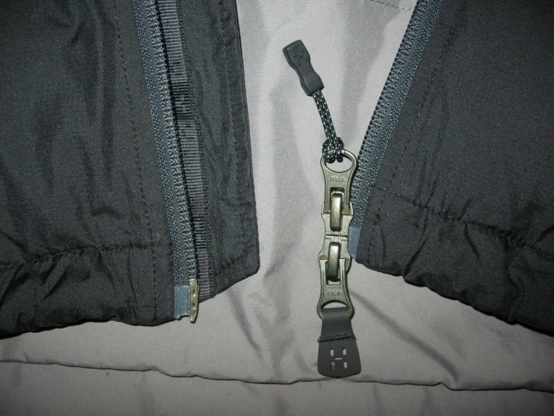 Куртка  HAGLOFS Barrier jacket  (размер  XL/XXL) - 8