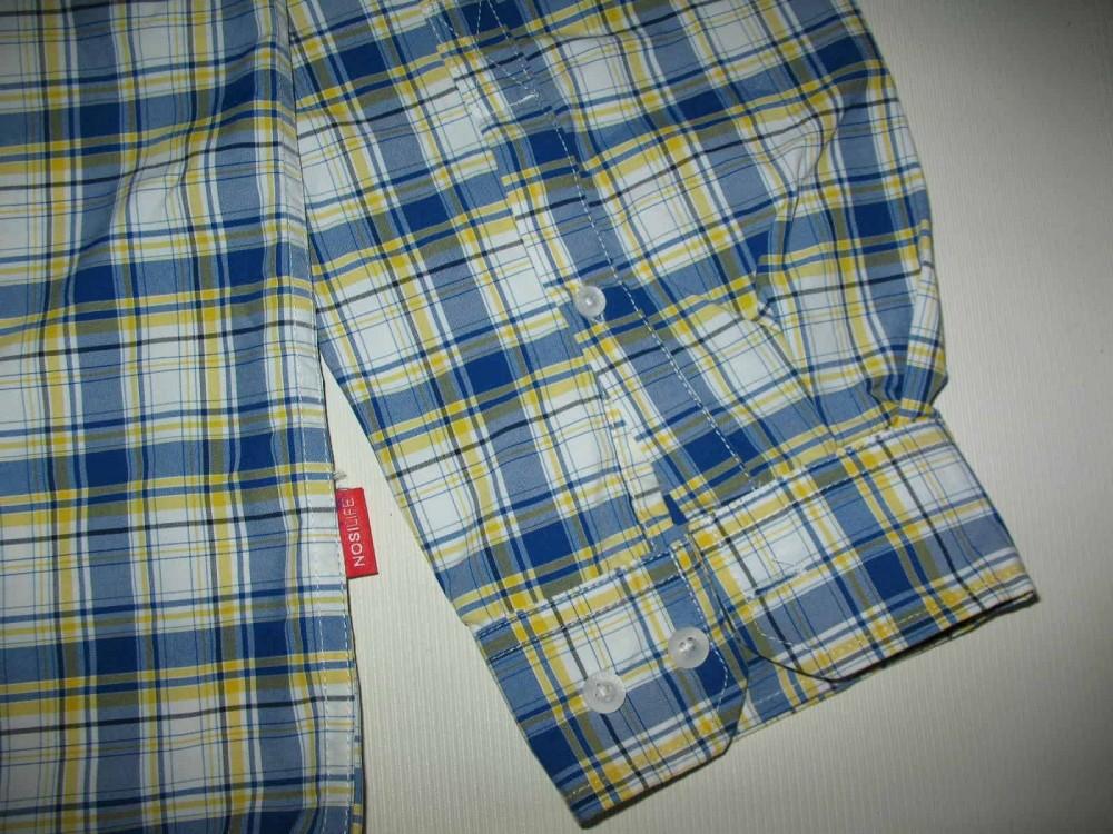 Рубашка CRAGHOPPERS nosiLife prospect shirt (размер 58-XXL/XXXL) - 6