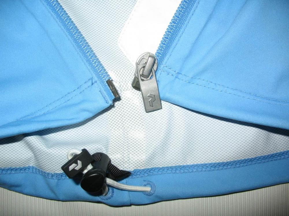 Куртка PEAK PERFOMANCE hybrid jacket lady (размер М) - 8