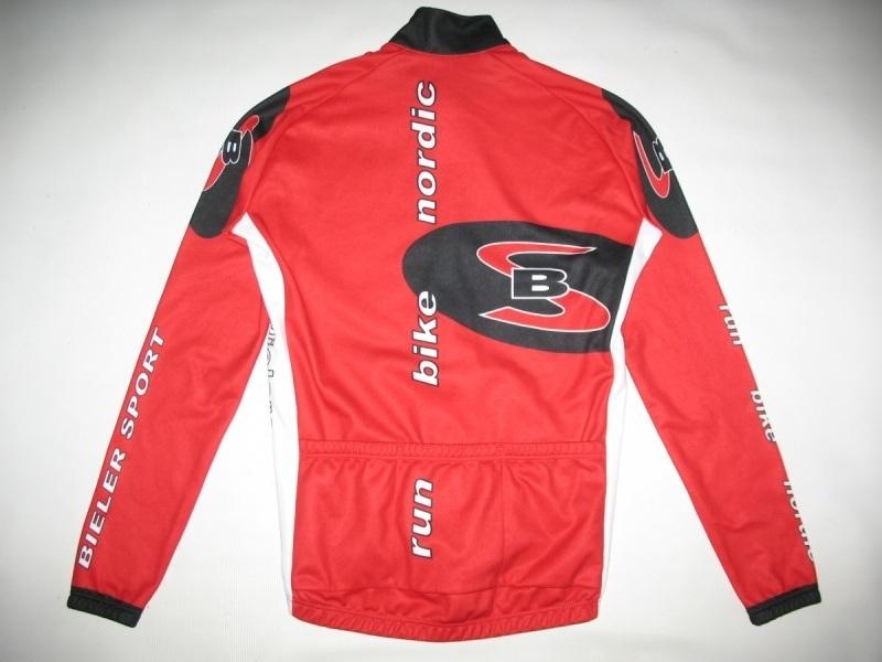 Куртка BIELERsport microfleece jacket (размер M/S) - 1