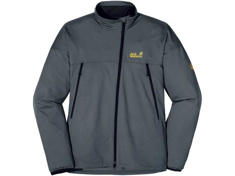 Куртка JACK WOLFSKIN atmosphere softshell jacket (размер XL) - 10