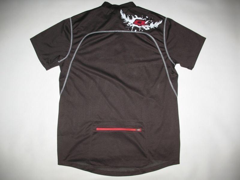 Футболка QLOOM bike jersey  (размер L) - 1