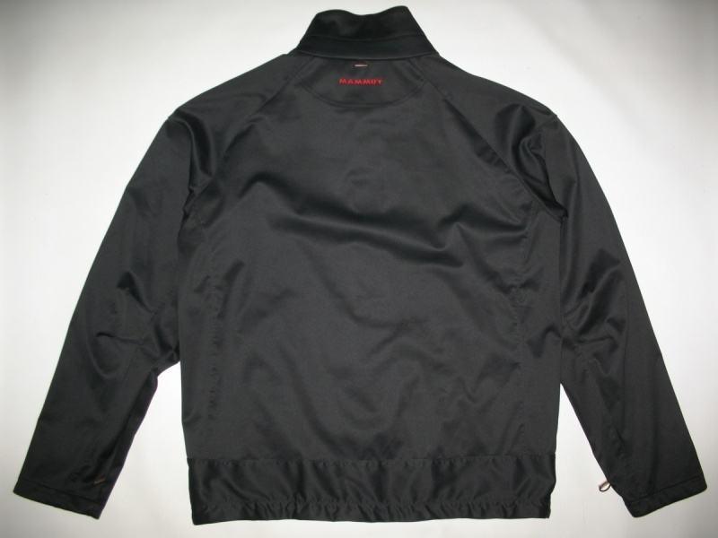 Куртка MAMMUT SOFtech jacket (размер XL) - 1
