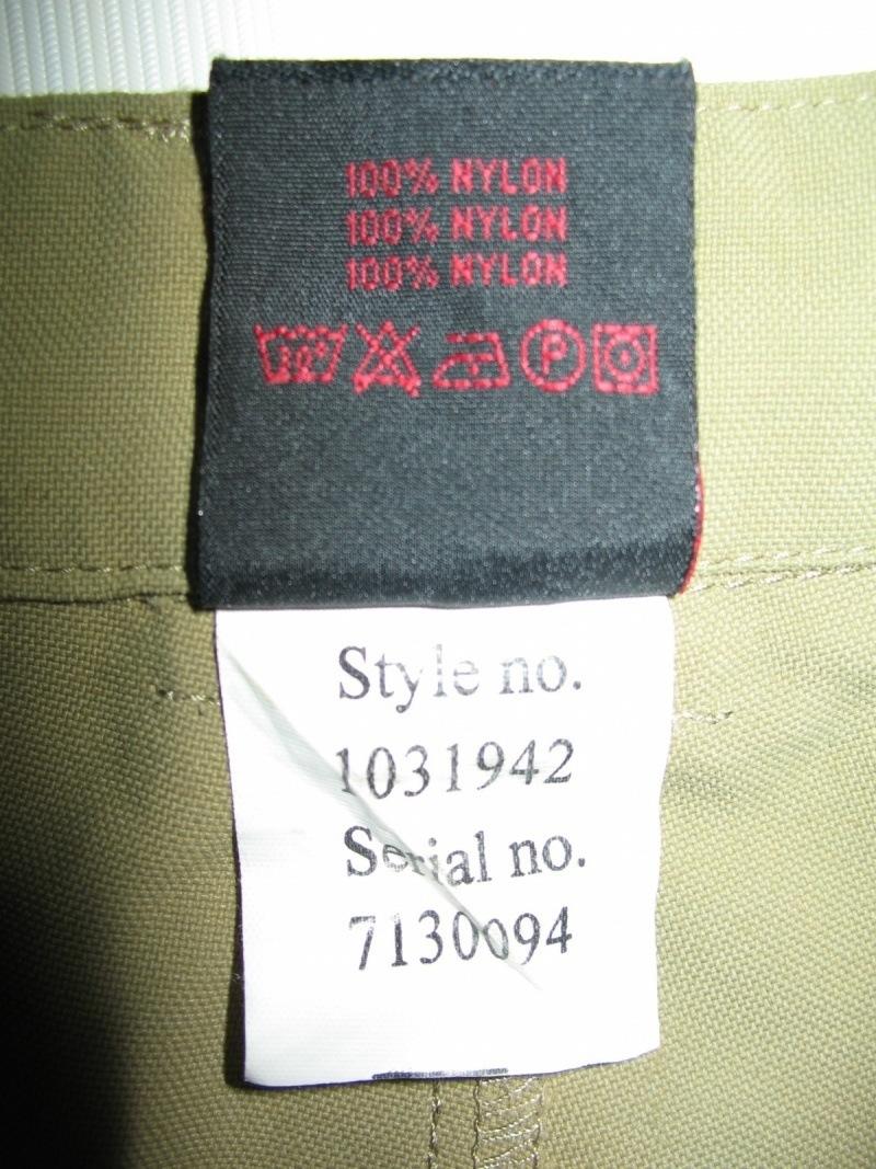 Шорты MAMMUT 3/4 shorts (размер 56-XXL) - 6