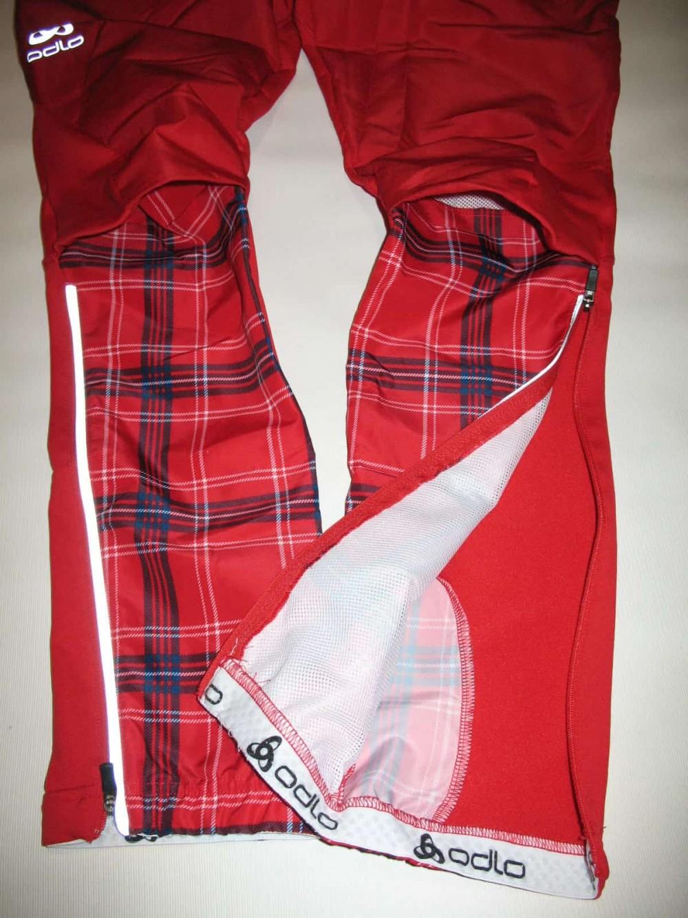 Штаны ODLO logic windproof pants (размер L) - 7