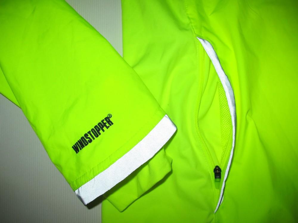 Куртка ADIDAS adiViz High Beam jacket (размер M(реально L/XL)) - 6