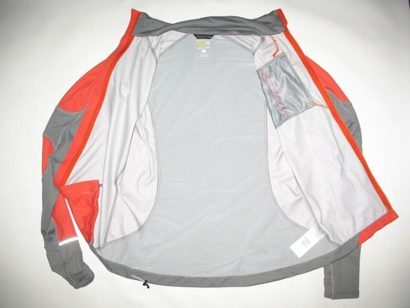 Кофта MOUNTAIN HARDWEAR DRY Q softshell jacket lady (размер M) - 7