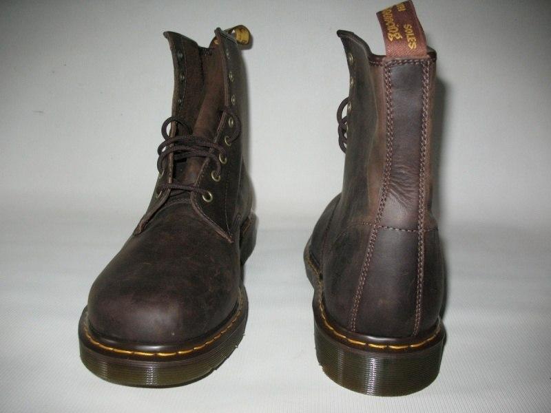 Ботинки Dr. MARTENS 1460 classic (размер UK14/US15/EU49(330mm)) - 5