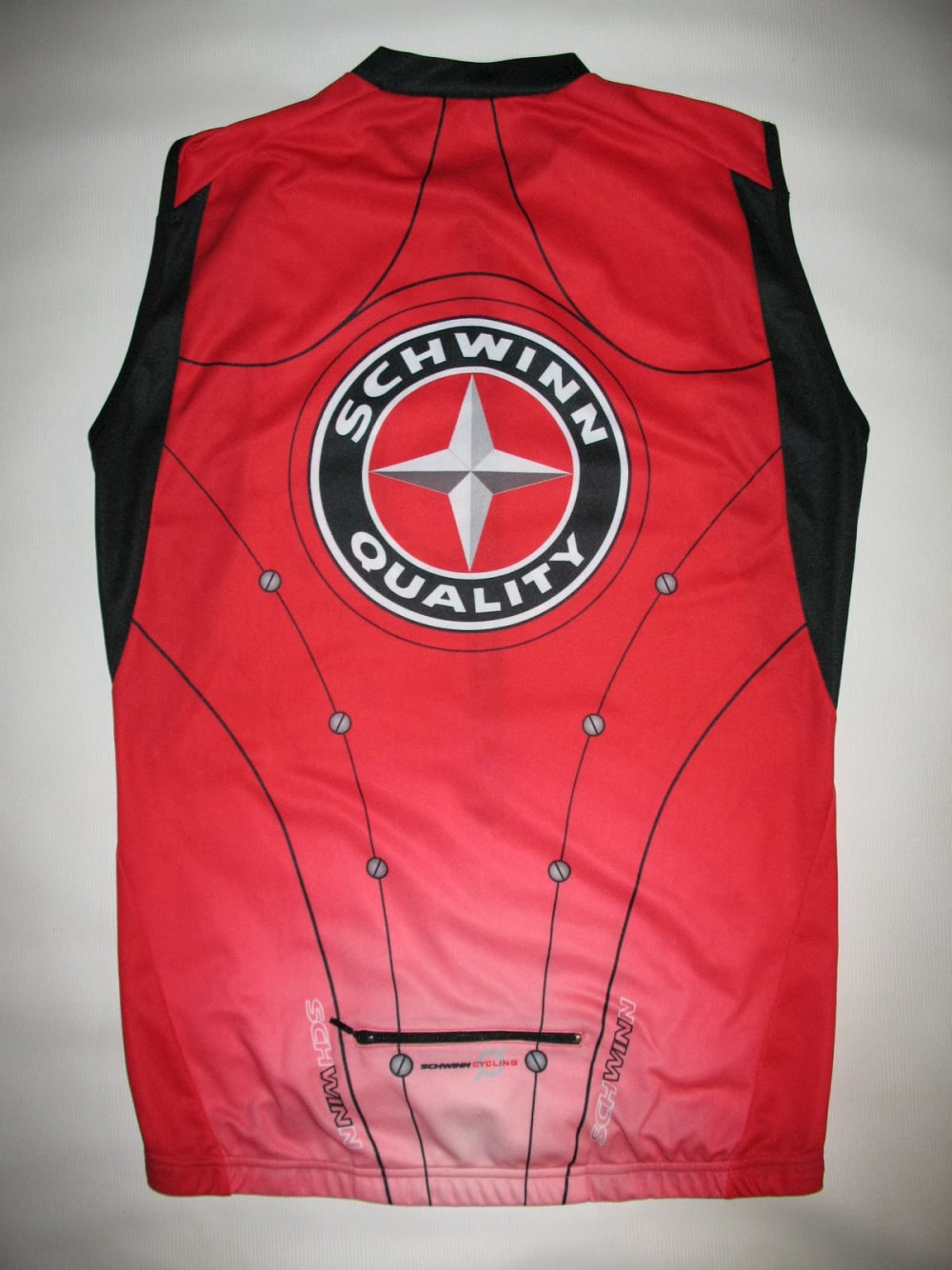 Веломайка SCHWINN ss cycling jersey (размер XL) - 1