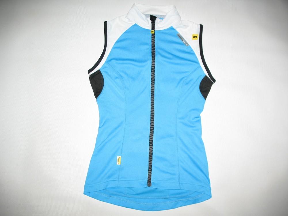 Веломайка MAVIC cycling ss jersey lady (размер S) - 1