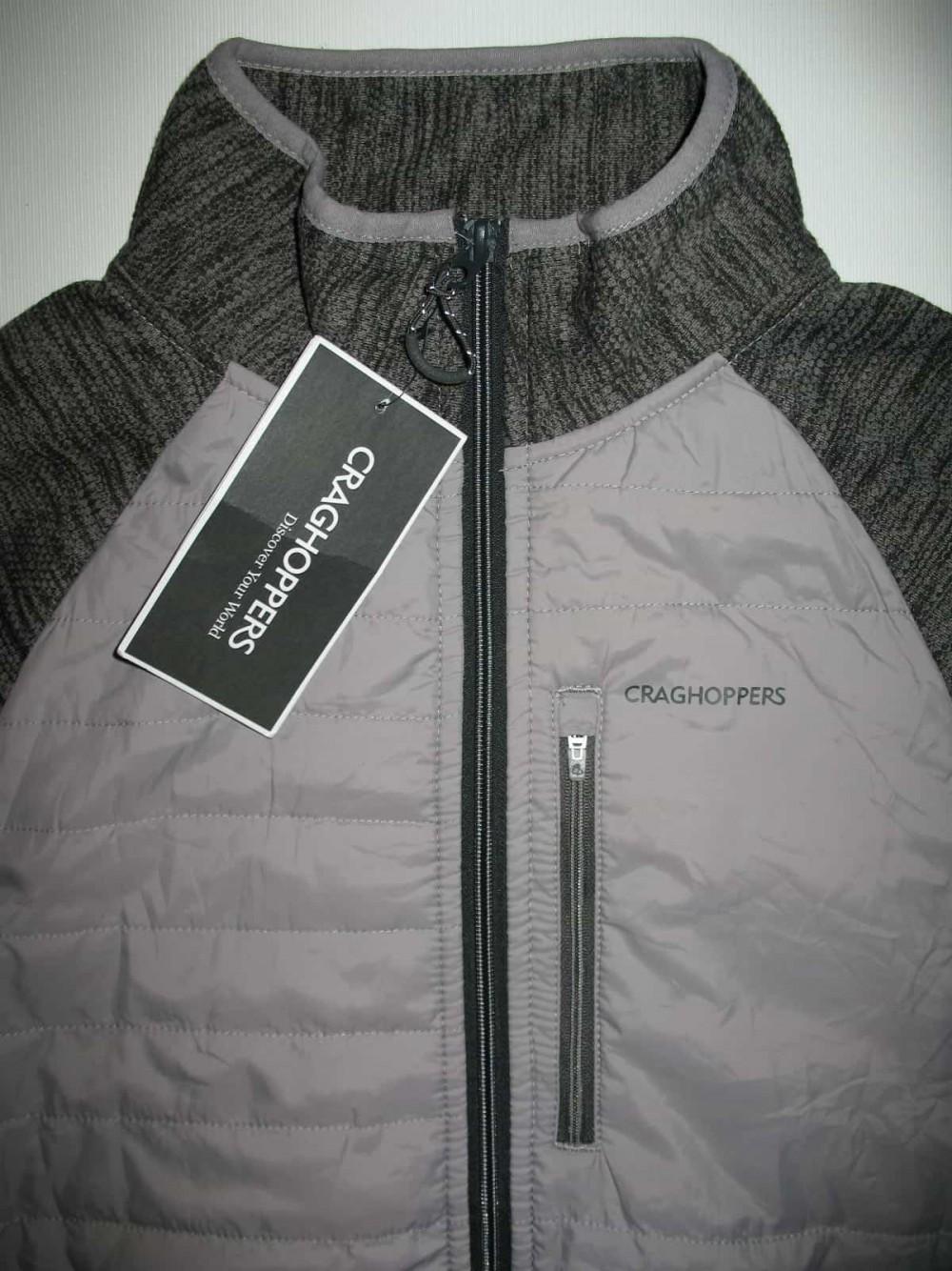 Куртка CRAGHOPPERS monto hybrid jacket (размер XL/XXL) - 3