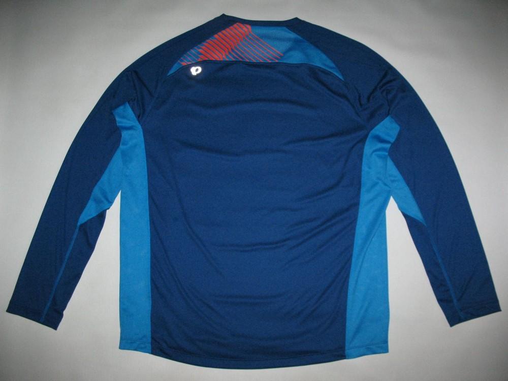 Футболка PEARL IZUMI flash long sleeve shirt (размер XL) - 3