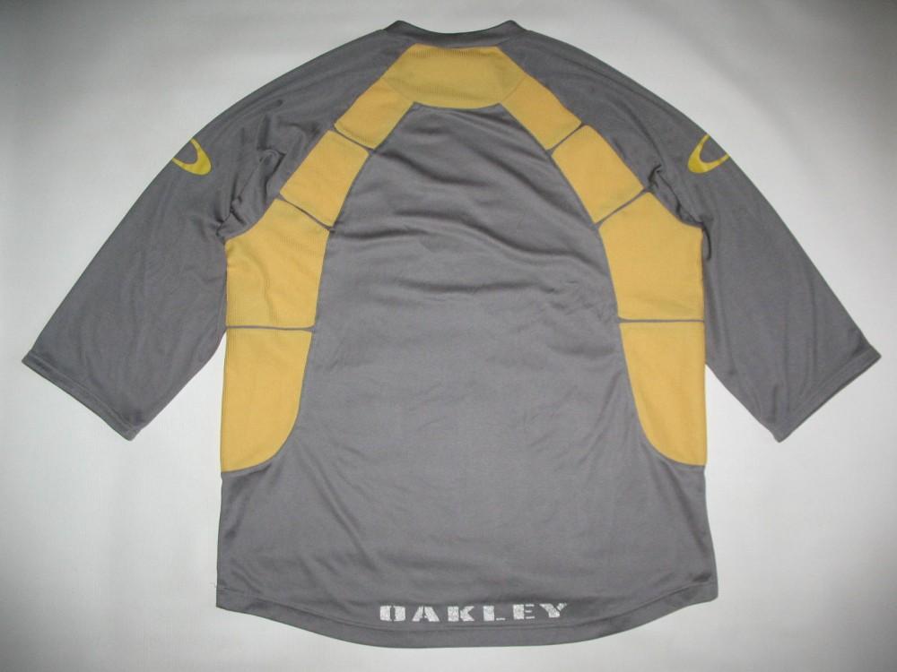 Веломайка OAKLEY bike DH jersey (размер L) - 1